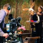 Opnames 'Kening Hert & Harrie Hazze', Omroep Friesland